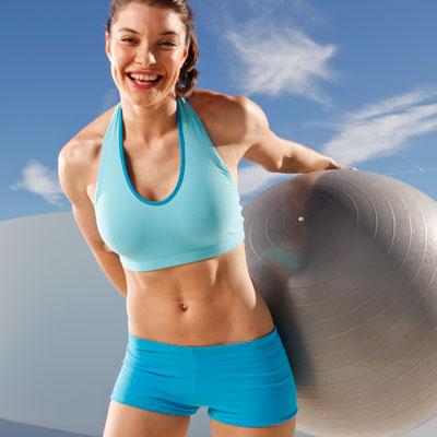 убираем жир с живота силовыми тренировками видео