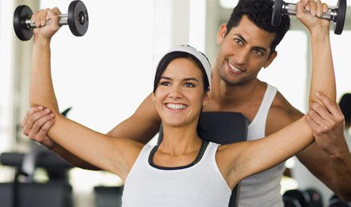 знакомиться в фитнесс клубе