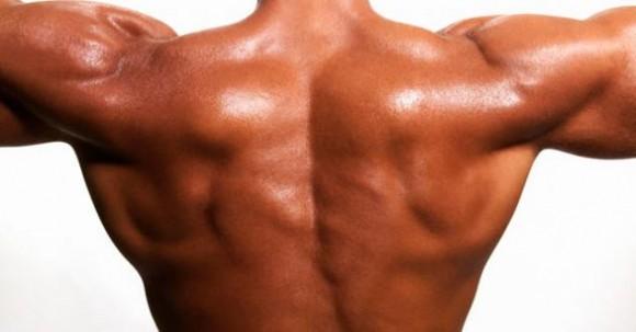 фото спины у мужчин
