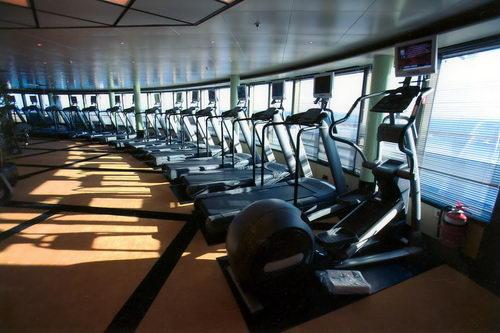 В москве в неделю здоровья фитнес