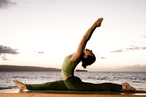 Серебряная йога