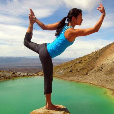 Бешеная йога (23 фото)