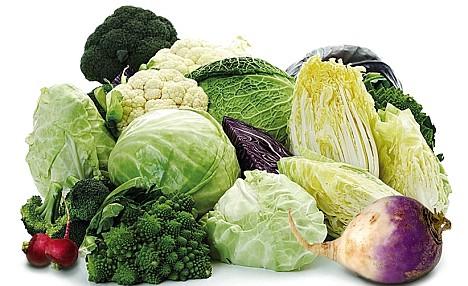 Какой овощ избавит от жира на животе?