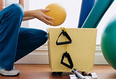 Станьте стройным без спортзала
