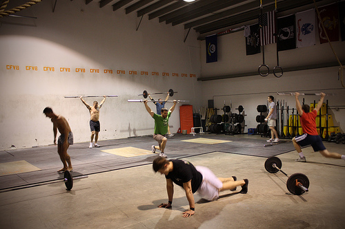 Что такое интервальная тренировка