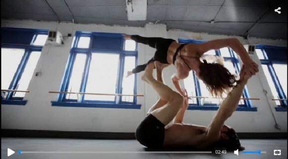 Acroyoga: необычная йога вдвоем