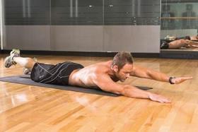 Упражнения для спины - техника выполнения упражнений для осанки, а также укрепление мышц спины.